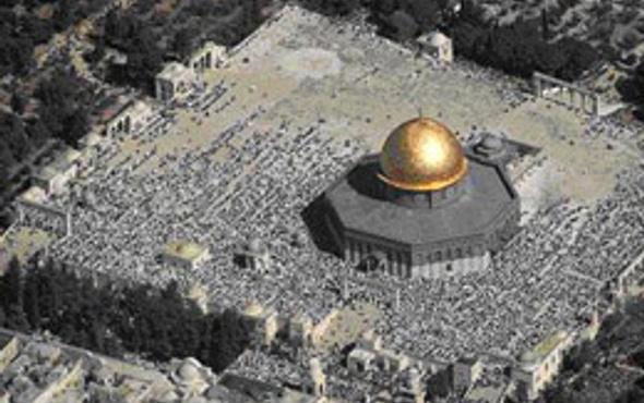 İsrail'den Mescid-i Aksa'da konser!