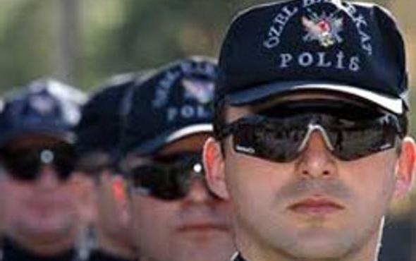 Polise 2013'te de zam yok!