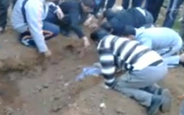 Suriye'de çürümeyen cesetler şoke etti
