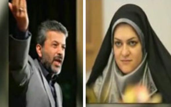 İran'ı birbirine katan öpüşme skandalı