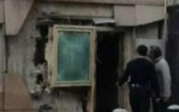 Ankara'daki ABD elçiliğinin önünde patlama