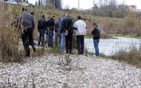 Antalya'da korkunç cinayet