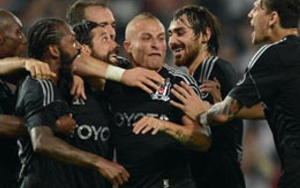 Beşiktaş Tromso maçı canlı-maç skoru!