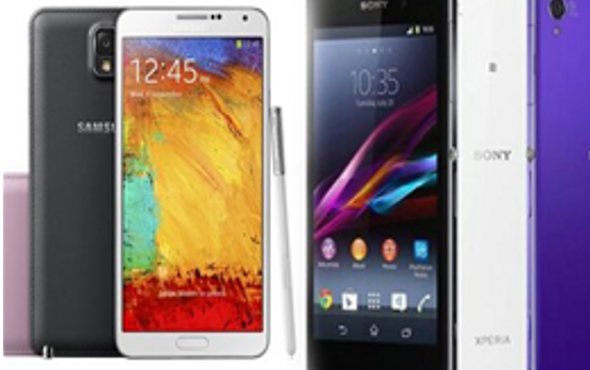 Galaxy Note 3 mü yoksa Xperia Z1 mi?