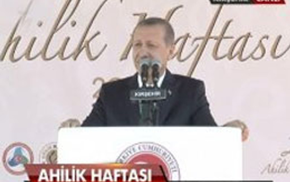 Erdoğan ezanı duyar duymaz...