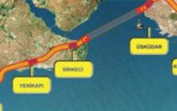 Marmaray'ın 'ilk açılışı' bugün yapılıyor