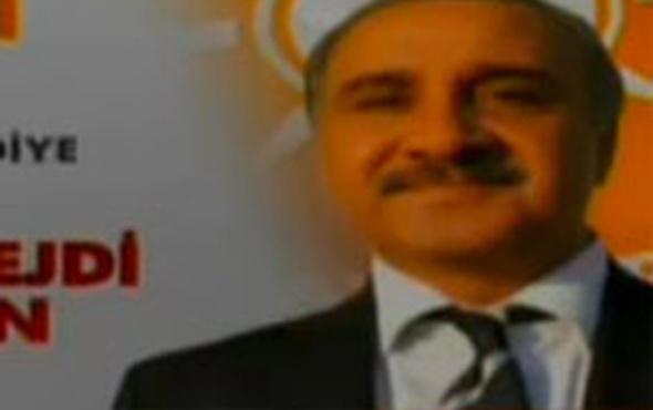 AK Parti (AKP) Mardin Belediye Başkan Adayı Mehmet Vejdi Kahraman