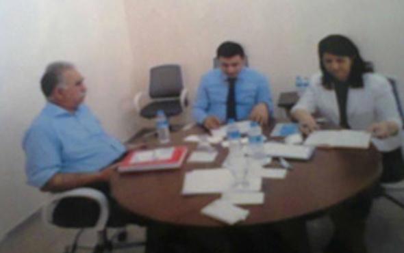 Abdullah Öcalan'ın son fotoğrafı