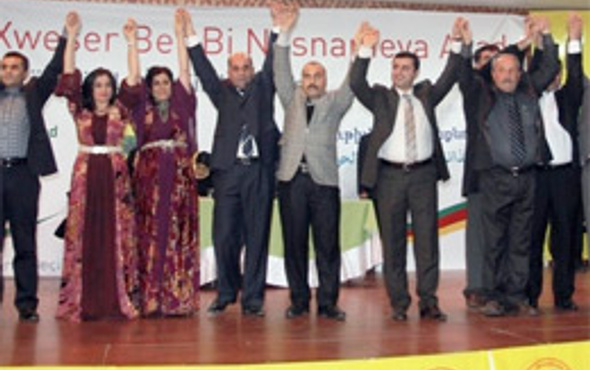 Demirtaş BDP adaylarını açıkladı