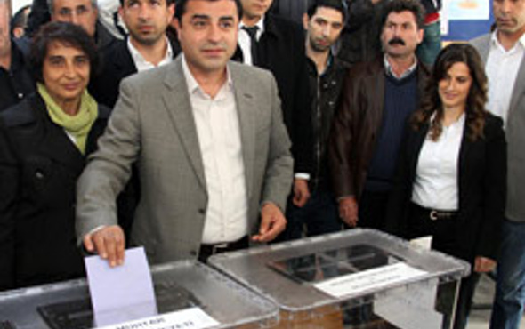 BDP'den silik oy itirazı