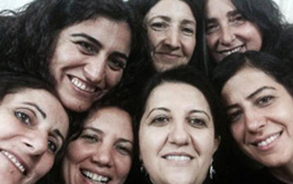 Pervin Buldan'dan 'tahliye selfiesi'