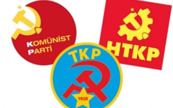 TKP'nin yaş günü üç parti tarafından kutlanıyor!