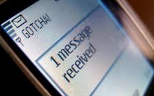 İstenmeyen SMS'e 50 bin lira ceza