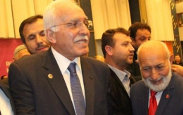 Mustafa Kamalak'tan kumpas açıklaması
