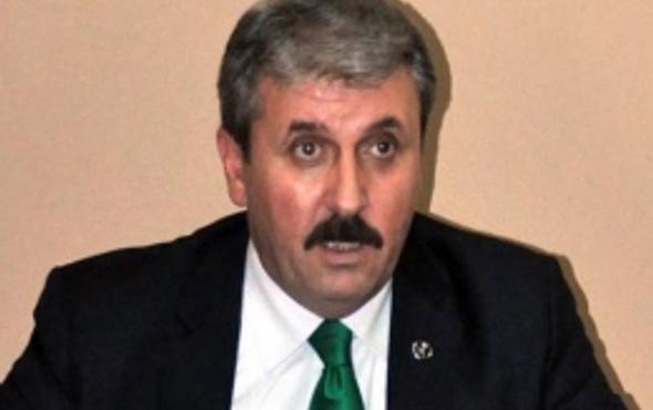 Mustafa Destici en doğal koalisyonu açıkladı