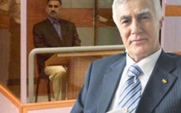 Öcalan'ı yargılayan hakin İP'li oldu