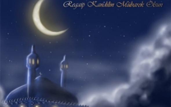 Regaib Kandili ne zaman ve duası nasıl?