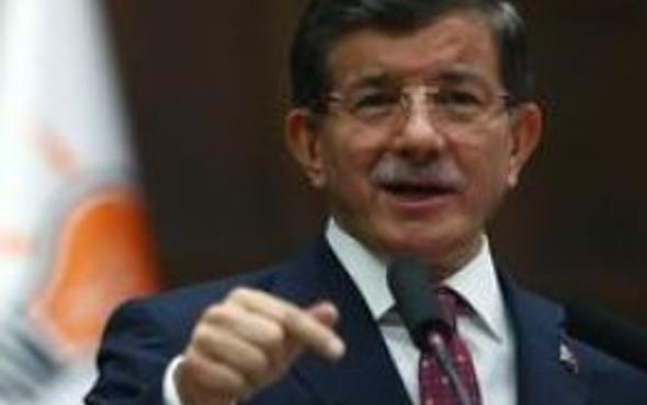 Davutoğlu: Koalisyon müzakeresi değil, ön görüşme