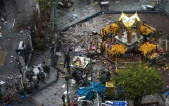 """Bangkok saldırısı """"şebeke işi"""""""