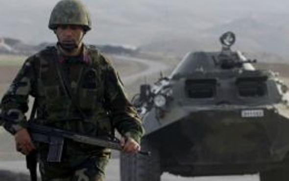 Tunceli'de asker ile PKK arasında sıcak çatışma