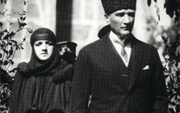Atatürk neden boşandı?