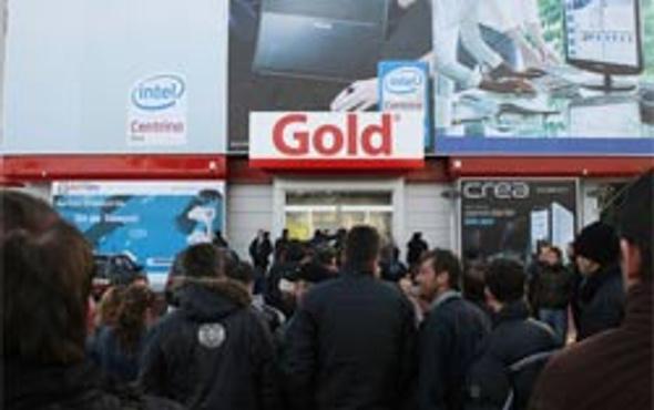 Gold mağazası Bursada açıldı