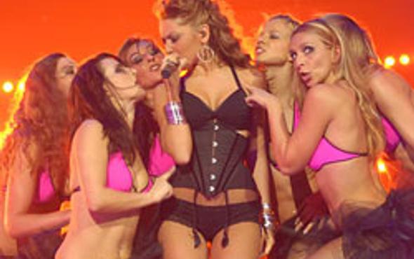 Hadisenin Eurovision şarkısı