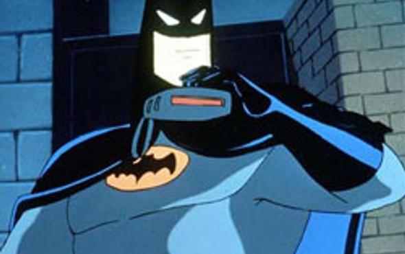 Batman gözaltına alındı