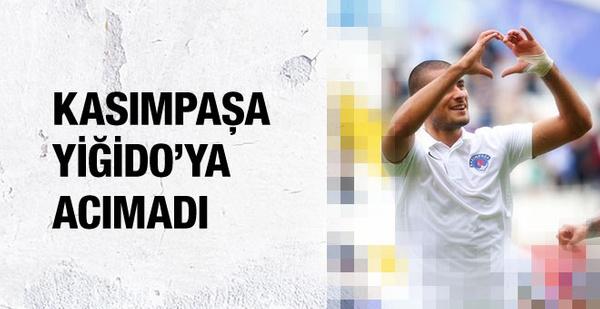 Kasımpaşa Sivasspor'a acımadı