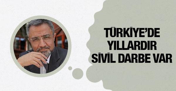 Kafes filminin yazarında çarpıcı iddia: Türkiye'de sivil darbe var!