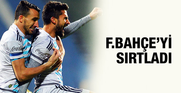 Fenerbahçe Osmanlıspor maçının sonucu ve özeti