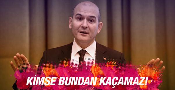 Süleyman Soylu: Yeni Anayasa'dan kimse kaçamaz!
