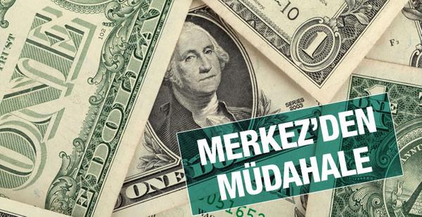 Dolar ne kadar 31.10.2016 Merkez Bankası'ndan müdahale