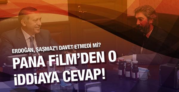 Pana Film'den Erdoğan iddiasına cevap!