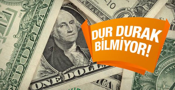 Dolar tarihi zirvesinde 16 Kasım 2016 canlı dolar kuru alış satış
