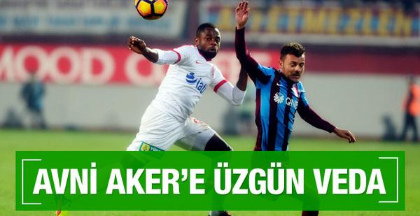Trabzonspor Antalyaspor maçının geniş özeti