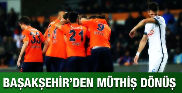 Medipol Başakşehir Çaykur Rizespor maçı sonucu ve özeti