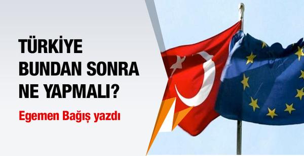 AB-Türkiye ilişkilerinde esas mesele Egemen Bağış yazdı