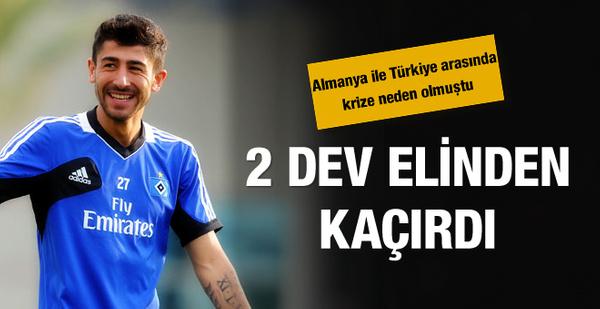 Beşiktaş ve Galatasaray elinden kaçırdı!