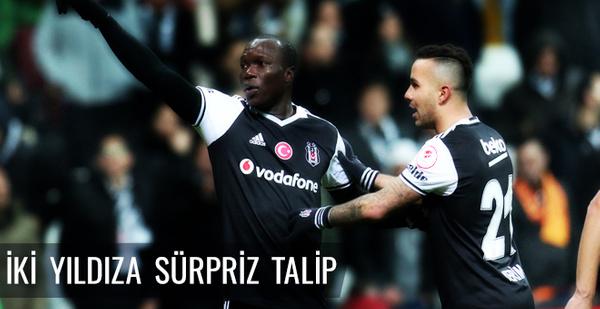 Antalyaspor Salih Dursun ve Kerim Frei'ı istiyor