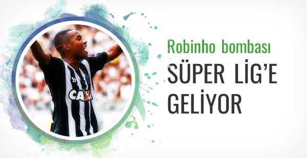 Robinho bombası! Süper Lig'e geliyor
