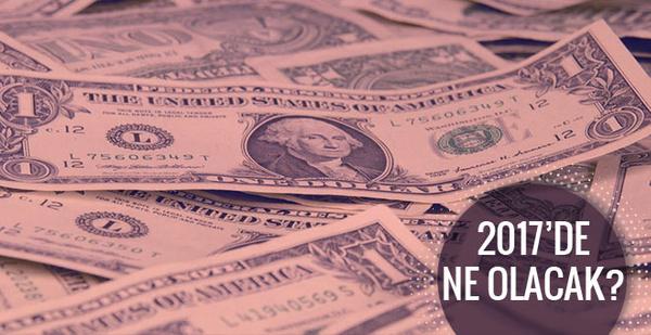 Dolar bugün kaç TL 2017'de dolar ne olur yorumları