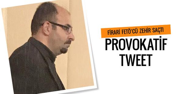 Emre Uslu'dan provokatif tweet