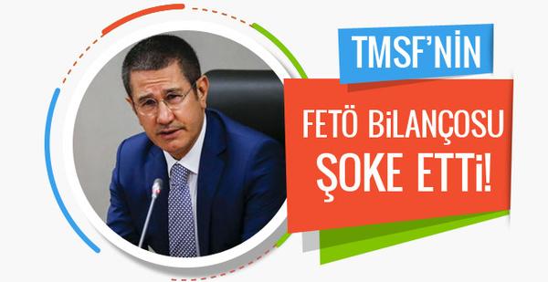 TMSF'ye devredilen FETÖ'cü şirket sayısı şoke etti!