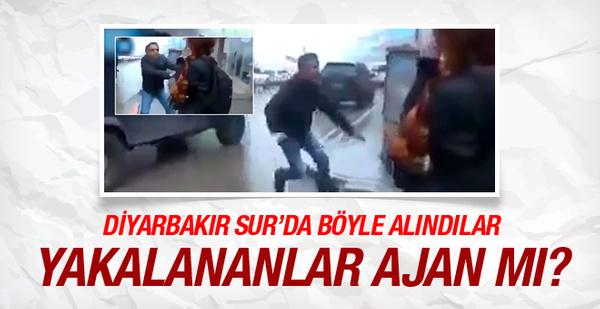 Diyarbakır'da gözaltına alınanlar İngiliz ve Sırp çıktı