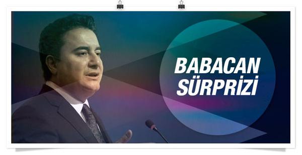 Meclis'te Ali Babacan sürprizi neler söyledi neler!