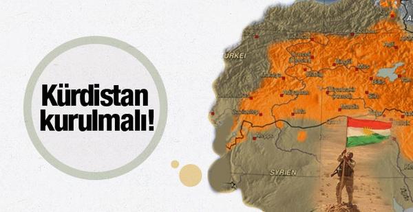 İsrail'den çözüm için Kürdistan şartı!