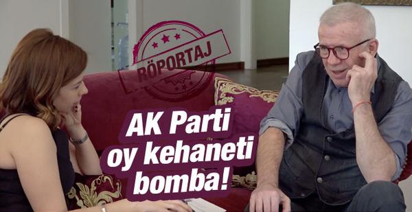 Ertuğrul Özkök'ten AK Parti bombası yüzde 60 oy alır