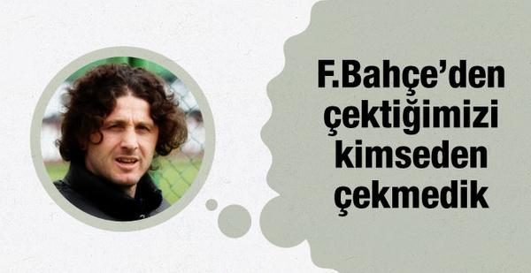 Fatih Tekke Fenerbahçe için öyle bir ifade kullandı ki!
