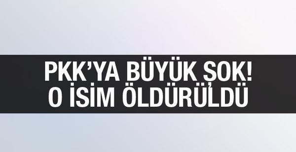 Yüksekova'da PKK'ya büyük şok! 13 terörist öldürüldü!